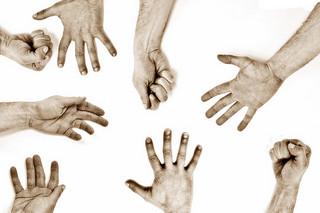 handen voor handige schrijftips