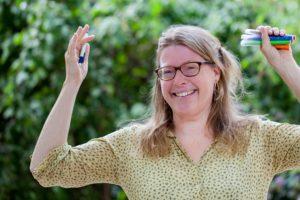 schrijftrainer Anneke Utrecht