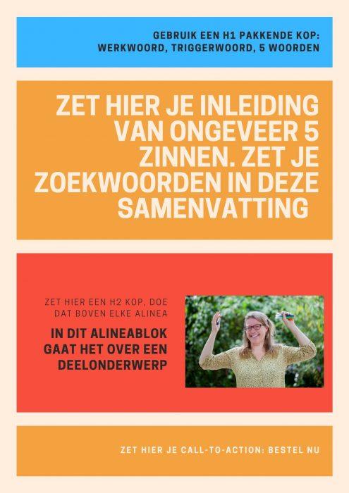 voorbeeld goede webtekst Utrecht