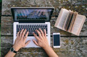 blog jezelf naar betere business