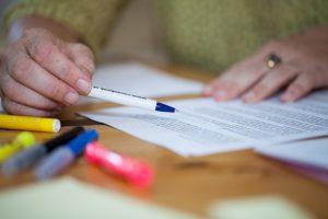 beter leren schrijven